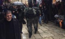 القدس: استشهاد شاب فلسطيني في عملية طعن