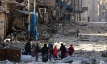 """طبيب بحلب لـ""""عرب 48"""": وقف إطلاق النار أو الموت"""