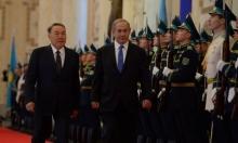 نتنياهو يطالب نزارباييف بدعم عضوية إسرائيل بمجلس الأمن