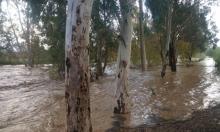 استمرار المنخفض: أمطار غزيرة وفيضانات