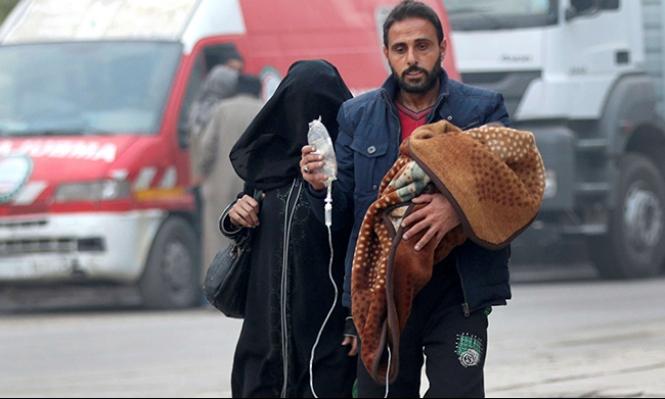 حلب: شروط جديدة تعلق اتفاق الإجلاء