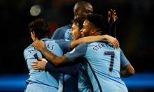 مانشستر سيتي يعود لسكة الانتصارات