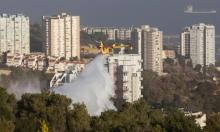 عنصرية إسرائيل: كافة الحرائق متعمدة لتبرير تعويض المتضررين