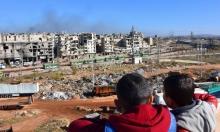 """النظام السوري يحقق """"انتصاره"""" الأول... على أطفال حلب"""