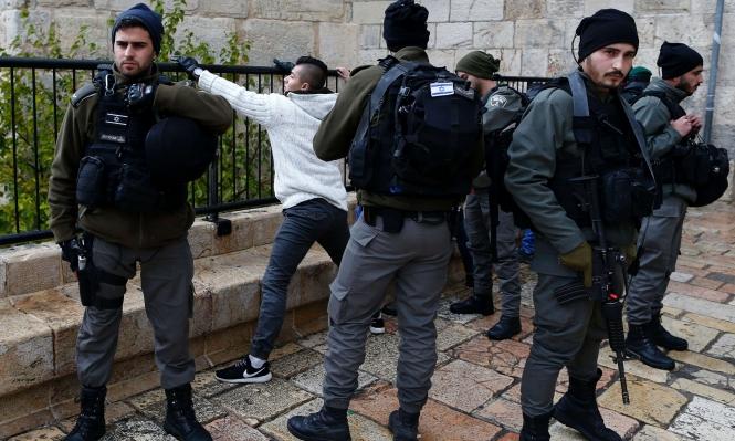حكم بالسجن 5 سنوات على فلسطينية خططت لعملية طعن