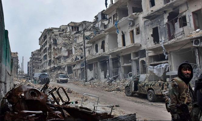 اتفاق وقف إطلاق نار يشمل حلب والفوعة وكفريا
