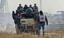 حلب: نيران حلفاء النظام توقف إجلاء المدنيين والمقاتلين