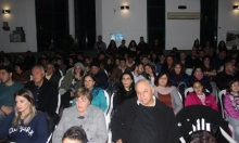 """ترشيحا: المئات يؤازرون نجم """"عرب آيدول"""" شادي دكور"""