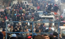 حلب: آلاف المدنيين في ظروف بالغة القسوة ينتظرون الإجلاء