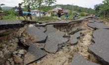 زلزال عنيف وتحذير من تسونامي في بابوا غينيا الجديدة