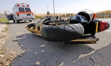 مصرع سائق دراجة نارية في حادث سير جنوب البلاد