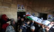 250 جثمان شهيد لدى إسرائيل
