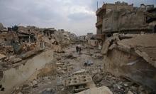 """التحالف يقتل 40 عنصرا من """"داعش"""" قرب تدمر"""