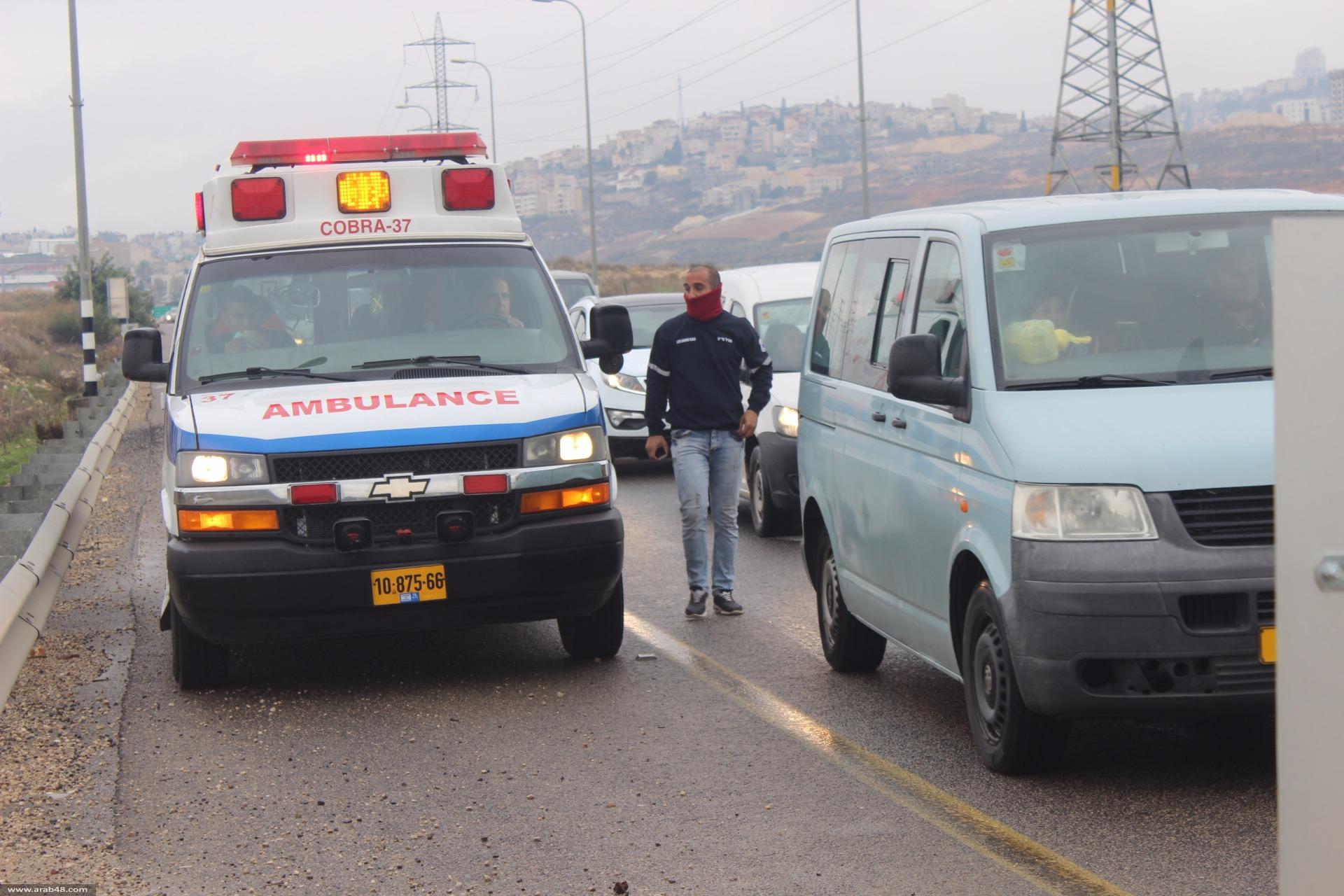 مفرق الموت قرب عيلوط: إهمال يتسبب بقتل الأرواح