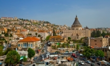 الناصرة: أميركي يقتحم كنيسة البشارة