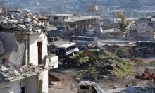أكثر من 50% من بنى حلب التحتية مدمرة