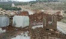 الاحتلال يغلق عدة بلدات بعد عملية إطلاق النار