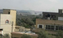 الاحتلال يقصف موقعًا لحماس في غزة