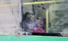 الإجلاء: مدنيو حلب في رحلة الخوف والقلق