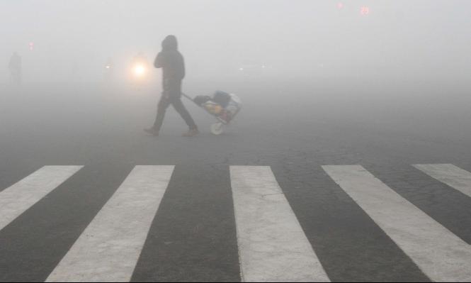 تلوث الهواء في الصين يصل أقصى مراحله... ورعب بين السكان