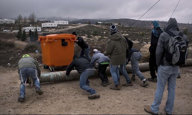 """دعوى ملكية فلسطينية تنسف مخطط نقل """"عمونا"""""""