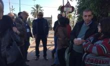 التحقيق مع النائب غطاس في ظل استمرار التحريض