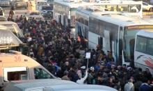 حلب: خروج 25 ألف مدني وعمليات الإجلاء متواصلة