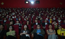 الصين تتفوق على أميركا بعدد شاشات العرض السينمائي