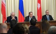 موسكو تعلن عن خارطة طريق لوقف القتال في سورية