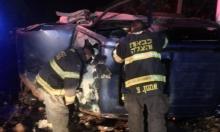 إصابتان في حادث طرق ذاتي قرب وادي الحمام