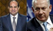 """""""إسرائيل شاكرة للسيسي"""""""
