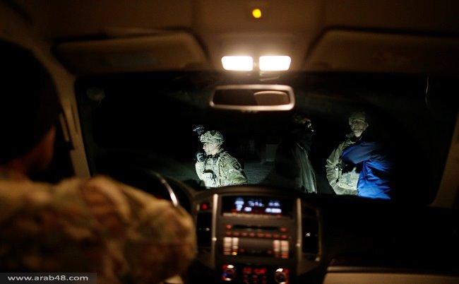 قوات المارينز الأميركية تشارك بمعركة الموصل