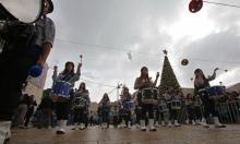 بيت لحم تبدأ احتفالاتها بعيد الميلاد