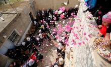 الفلسطينيون يشييعون جثامين 7 شهداء