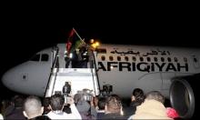 عودة ركاب الطائرة الليبية المخطوفة إلى طرابلس