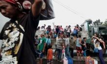 مئات الآلاف يفرون من بيوتهم في الفلبين هربًا من الإعصار