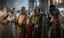 """بعد طرد داعش... مسيحيون عراقيون يحتفلون في كنيسة """"برطلة"""""""