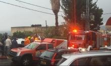 الناصرة: إطلاق نار وحرق منزل على خلفية جريمة القتل