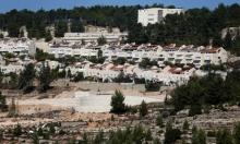 الاحتلال بصدد المصادقة على 5600 مسكن بمستوطنات القدس