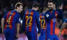 الفرق الصينية تواصل مطاردة لاعب برشلونة