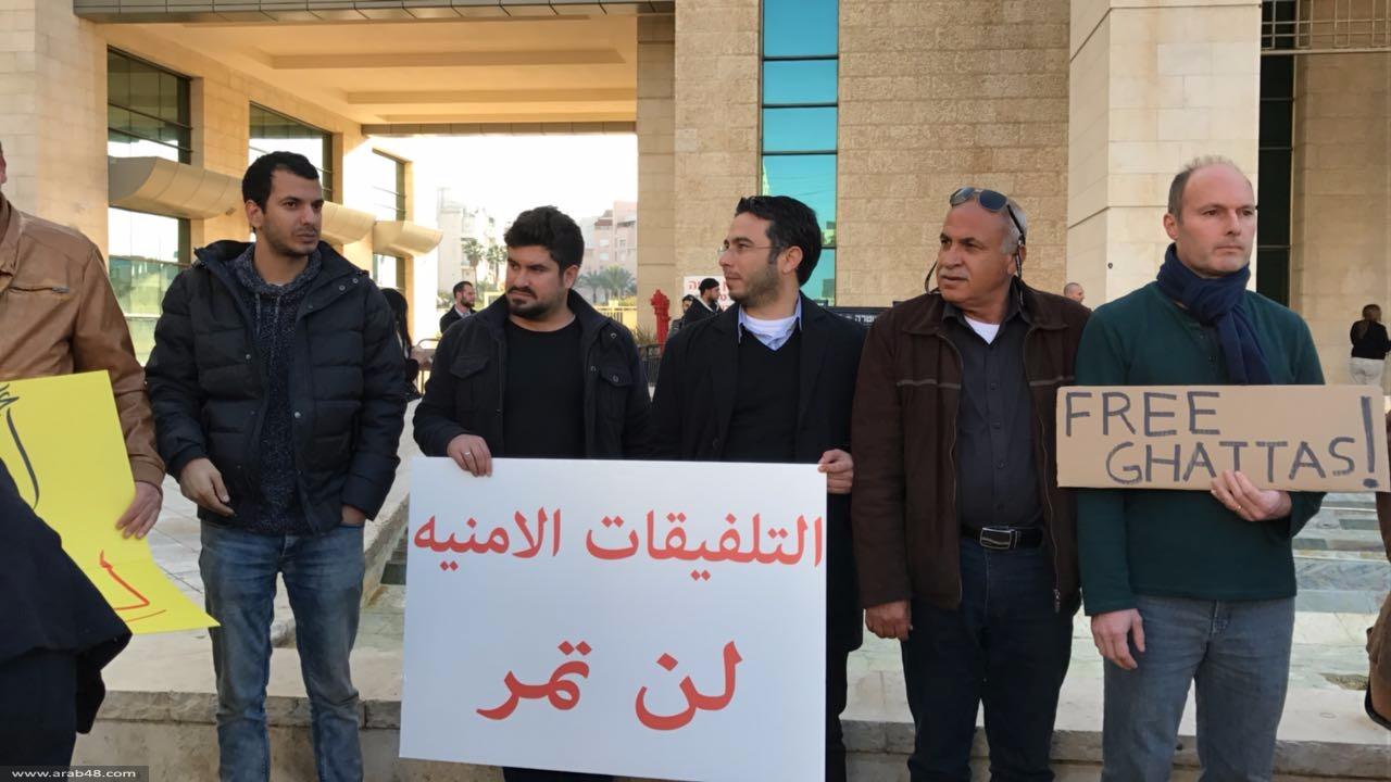غطاس: العربي متهم حتى تثبت براءته!