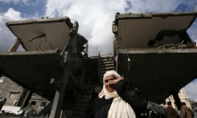 """الدمار لا يزال قائما بغزة جراء """"الرصاص المصبوب"""""""
