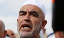 الشيخ رائد صلاح يعلن تضامنه مع باسل غطاس