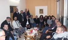 الرامة: استقبال حاشد للنائب غطاس