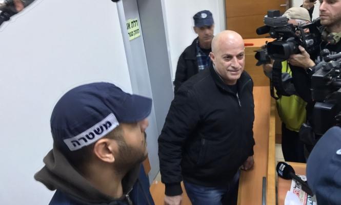 تمديد اعتقال أسعد دقة لثلاثة أيام