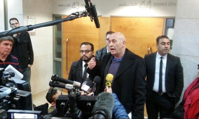 الجبهة تدين الإجراءات التعسفية ضد غطاس وتعتز بموقف عودة