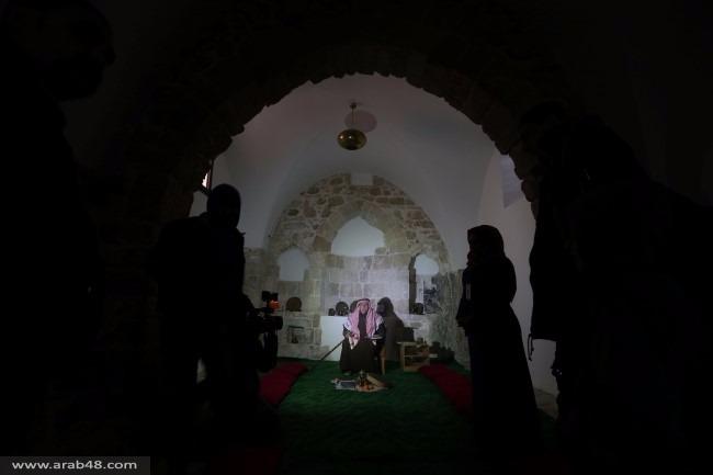 """إعادة افتتاح مقام """"الخضر"""" الأثري بغزة"""