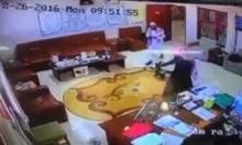 سعودي يقتحم مدرسته بالرشاش ويطلق النار على زملائه