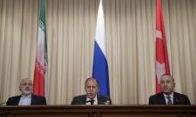 أنقرة: خطة تركية روسية لوقف إطلاق النار بسورية