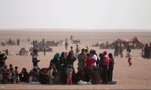 سورية: مقتل 22 في قصف جوي شرقي دير الزور